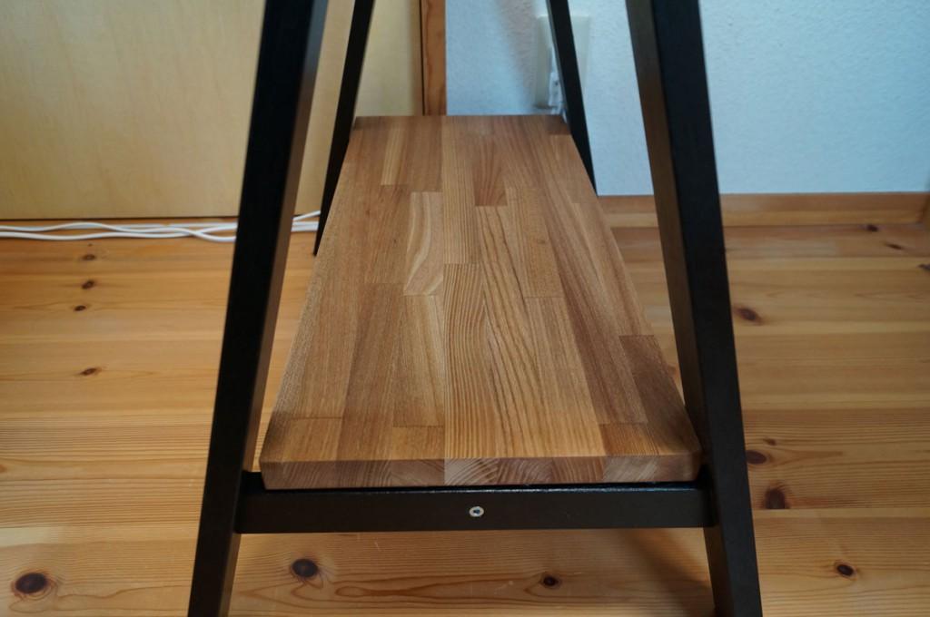 DIYで簡単、のせるだけの机6