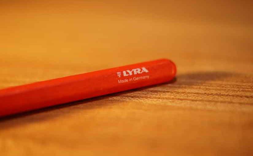 素敵なLYRAのペンシルホルダー!!