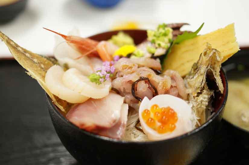 小田原魚市場食堂3
