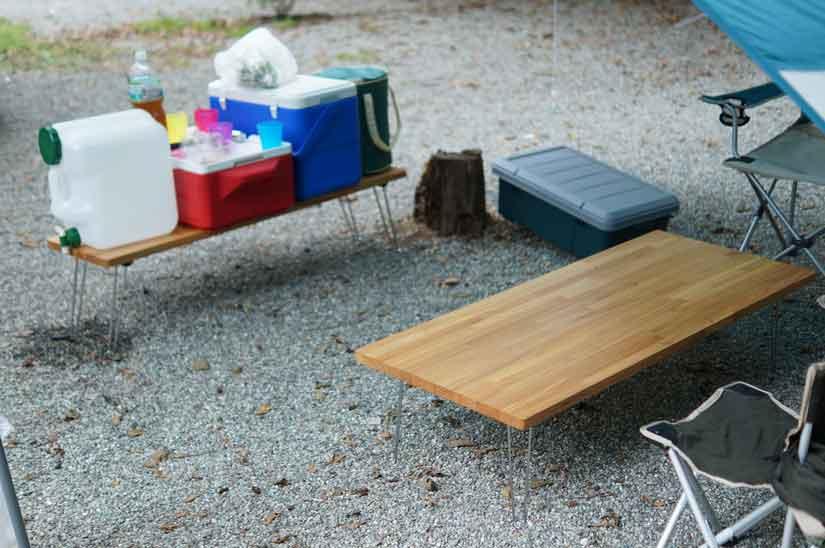 自作テーブル1