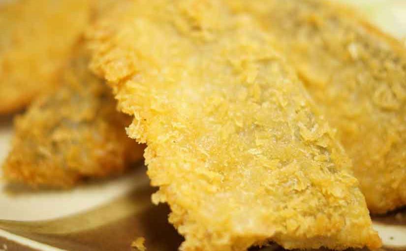魚市場食堂のアジフライ定食4