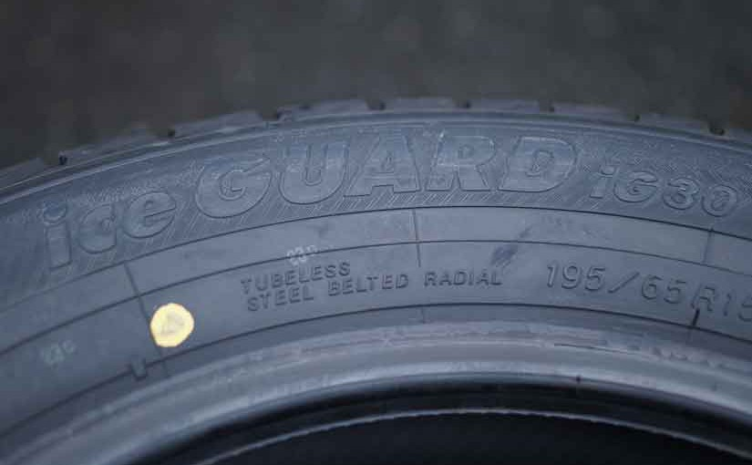 YOKOHAMAのice GUARD TRIPLE PLUS iG30
