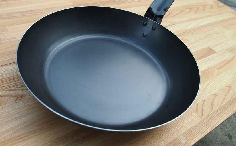 パール金属 鉄職人 鉄製 フライパン 26cm 5
