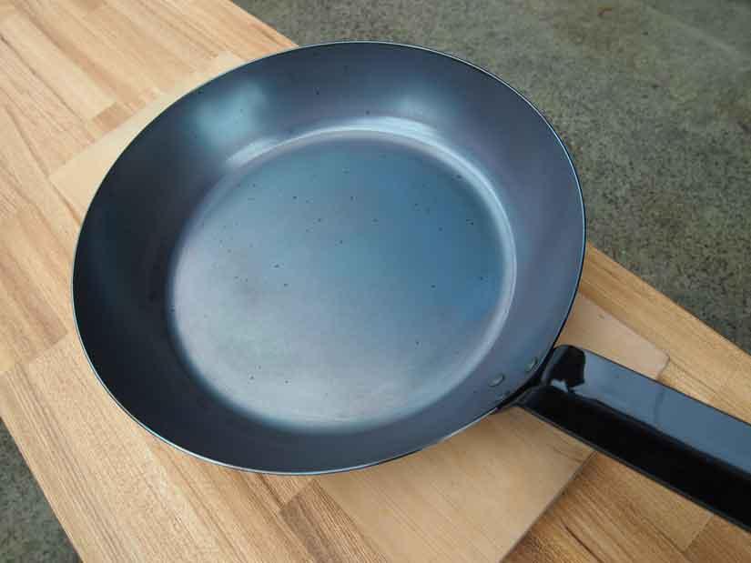 パール金属 鉄職人 鉄製 フライパン 26cm 4