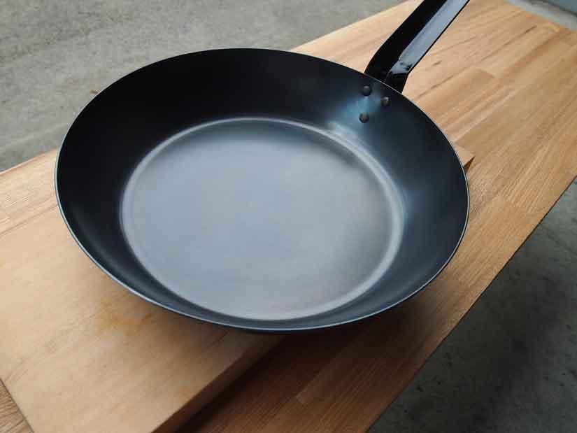 パール金属 鉄職人 鉄製 フライパン 26cm 1