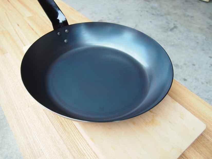 パール金属 鉄職人 鉄製 フライパン 26cm 2