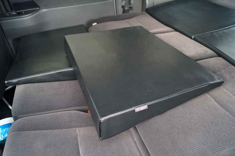 車中泊マット1