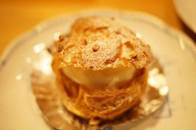 アトリエ アンジェ さんの、美味シュークリーム1
