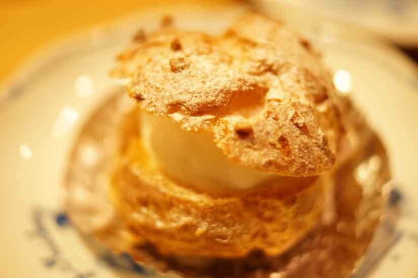 アトリエ アンジェ さんの、美味シュークリーム2