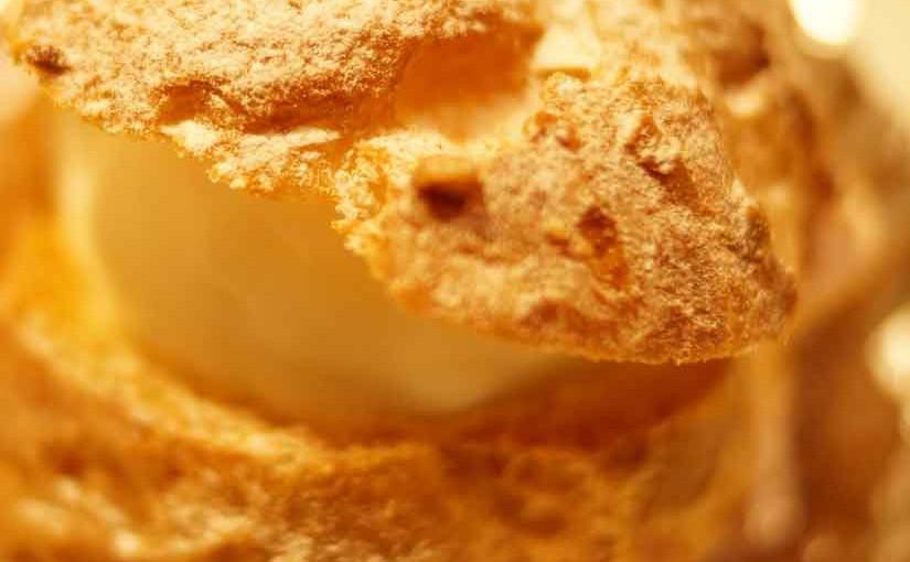 アトリエ アンジェ さんの、美味シュークリーム3