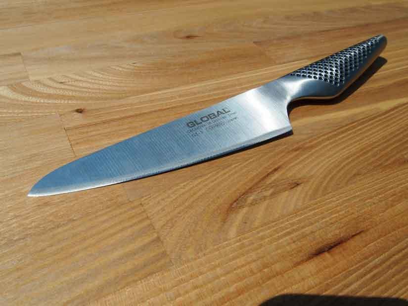 GLOBAL ペティーナイフ 刃渡り 13cm のGS-3