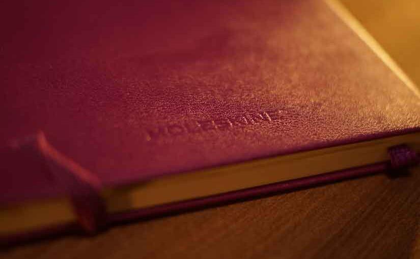 モレスキン手帳7