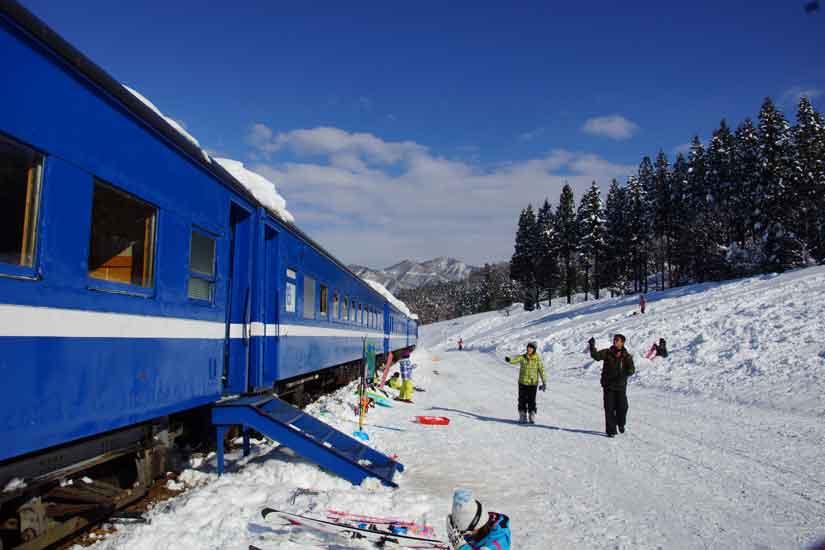 湯沢中里スキー場1