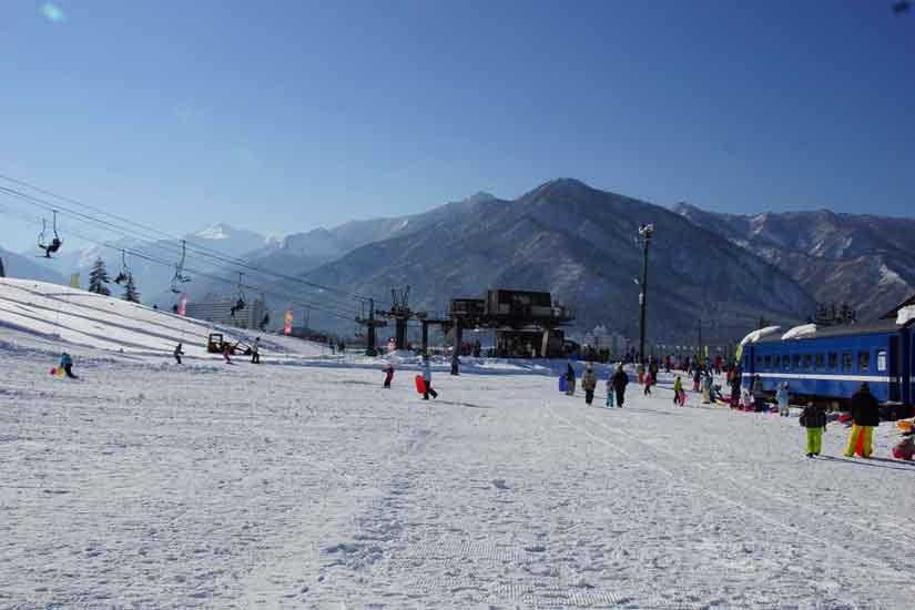 湯沢中里スキー場2