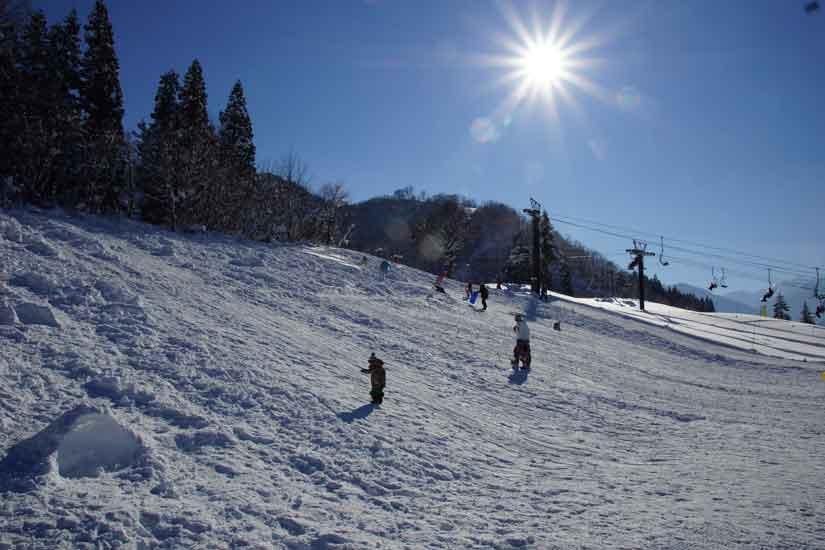 湯沢中里スキー場4