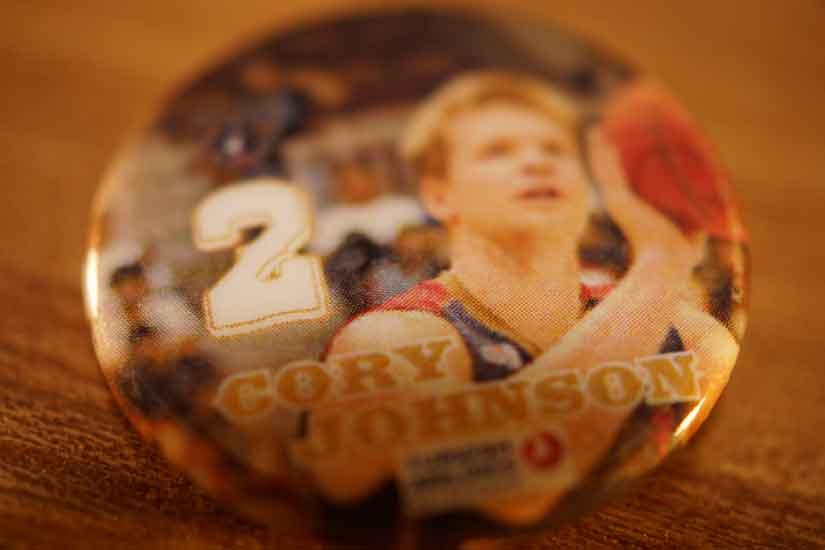 ビコール、#2 FのCory Johnson(コーリー・ジョンソン)選手