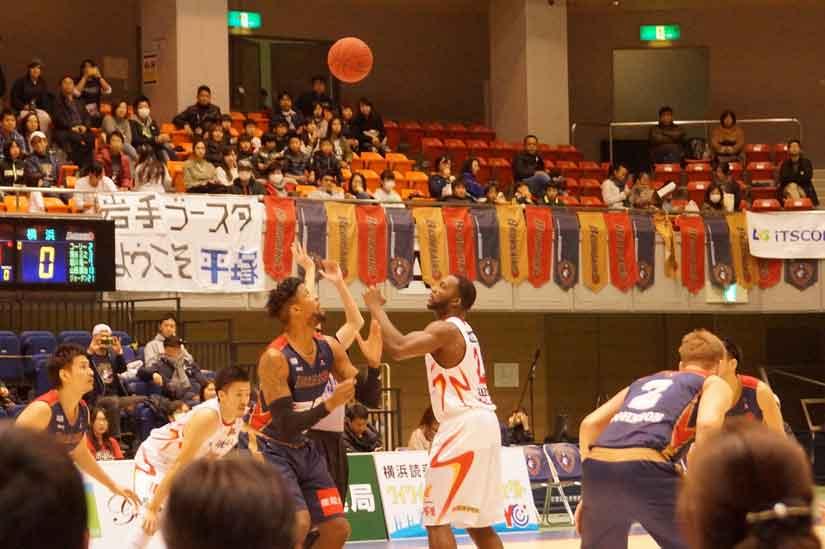 横浜ビー・コルセアーズ3