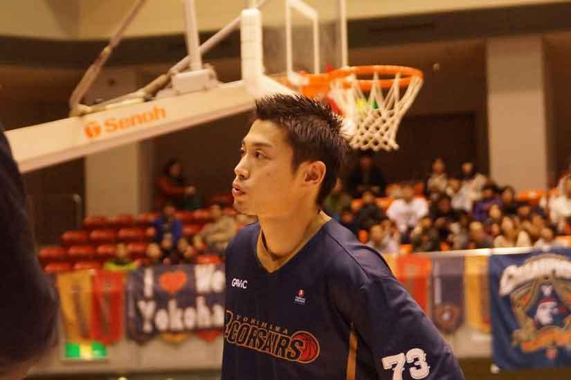 ビコール、#73 SGの久山 智志選手2