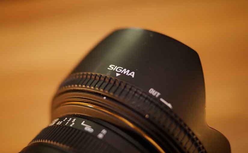 明るいレンズ、SIGMA 17-50mm F2.8 EX DC OS HSM!!