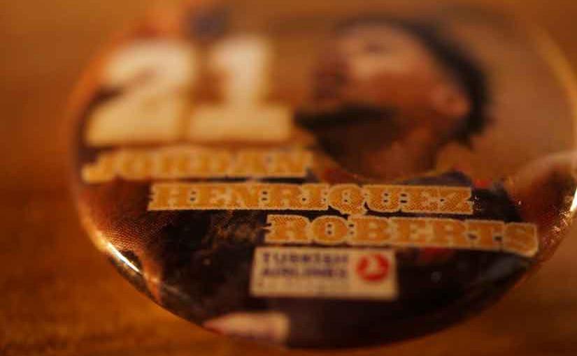 ビコール、#21 Cのジョーダン・ヘンリケス・ロバーツ選手3