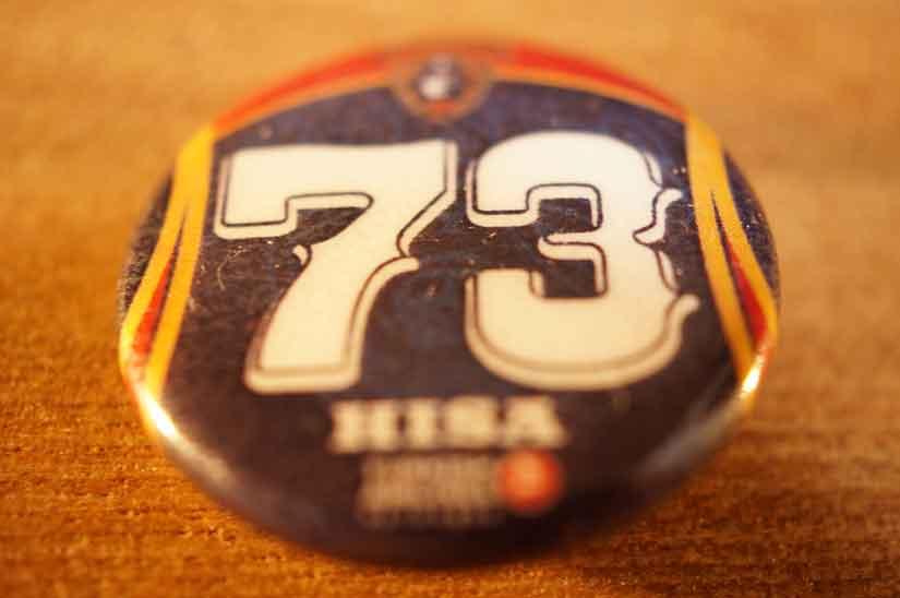 ビコール、#73 SGの久山 智志選手1