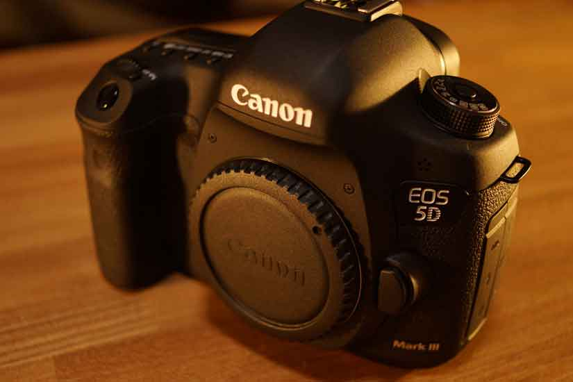Canon EOS 5D MarkⅢ3