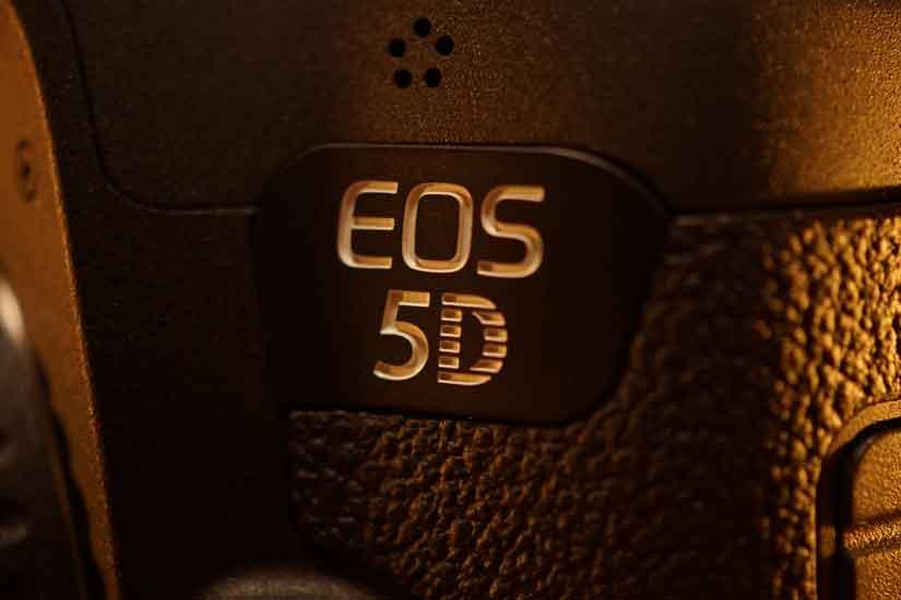 Canon EOS 5D MarkⅢ1