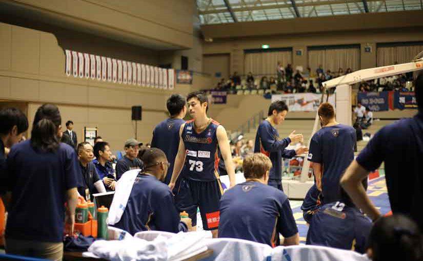 座間ホームゲームの横浜ビー・コルセアーズ vs.富山グラウジーズ第2戦を観戦!!