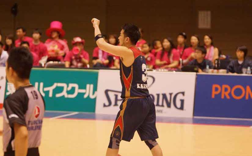 平塚ホームゲームの横浜ビー・コルセアーズ vs.秋田ノーザンハピネッツ戦を観戦!!
